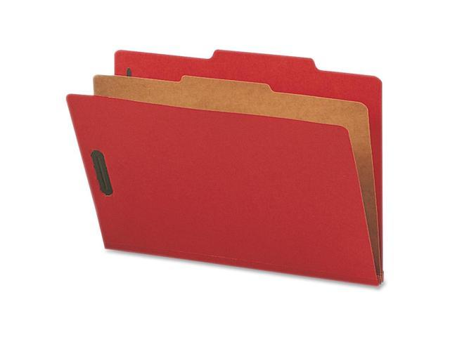 Nature Saver SP17220 Cleared Top-tab 1-Divider Classification Folder