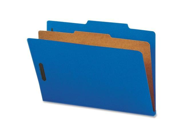 Nature Saver SP17221 Cleared Top-tab 1-Divider Classification Folder