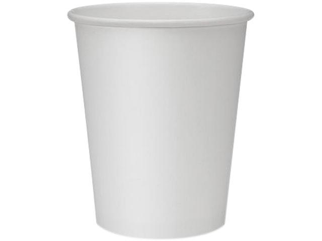 Genuine Joe 19045PK Polyurethane-lined Disposable Hot Cups