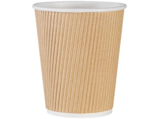 Genuine Joe 11255PK Ripple Hot Cups
