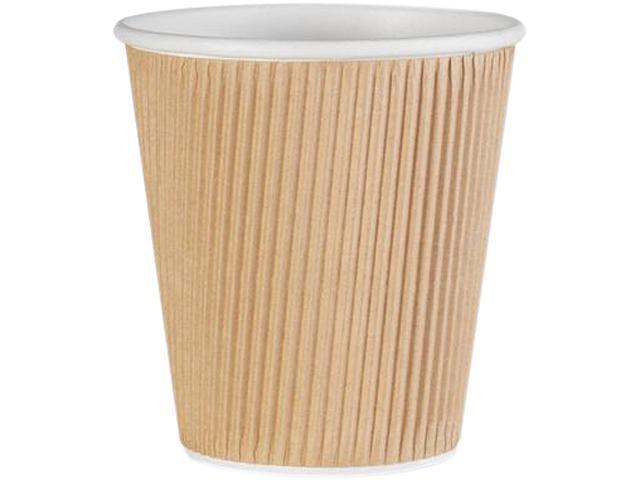 Genuine Joe 11256PK Ripple Hot Cups