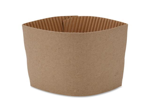 Genuine Joe 19049PK Protective Corrugated Cup Sleeves