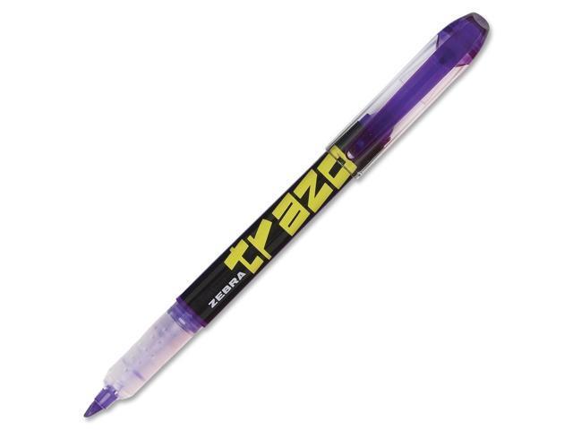 Zebra Pen Trazo Chisel-Tip Liquid Ink Highlighter