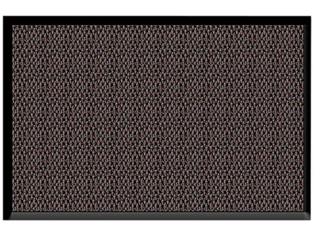 Guardian UG040604 UltraGuard Indoor Floor Mat, 48 x 72, Charcoal