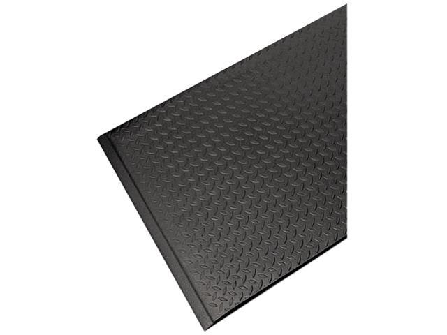 Guardian 24020301DIAM Soft Step Supreme Floor Mat, 24 x 36, Black