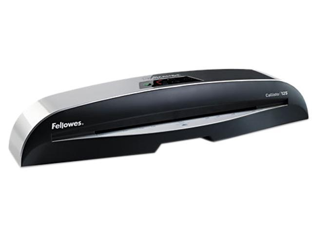 5729101 Fellowes Callisto 125 Laminator, 12 1/2 wide, 5 mil Maximum Width
