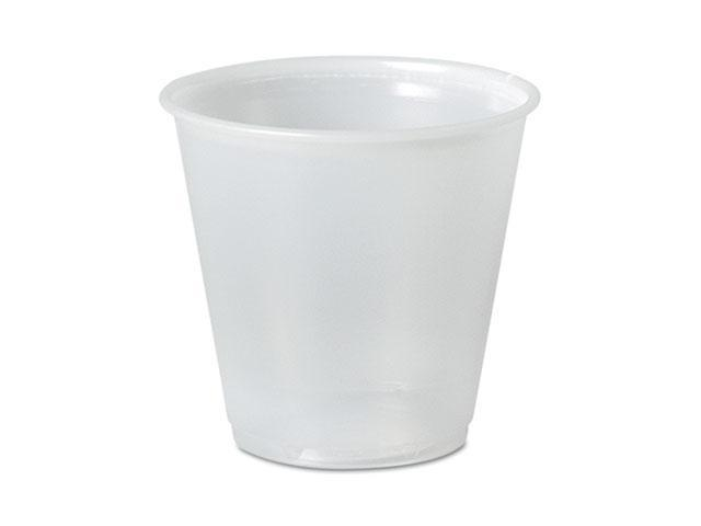 SOLO Cup Company OFY7PK-0100 Galaxy Translucent Cups, 7 oz., 750/Carton