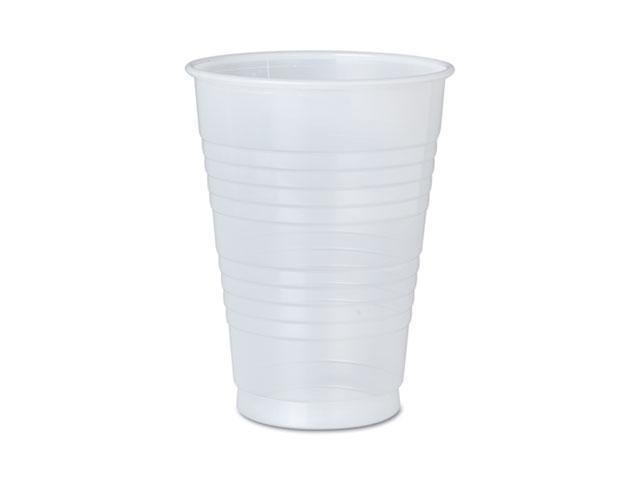 SOLO Cup Company OFY12P-0100 Galaxy Translucent Cups, 12 oz., 500/Carton