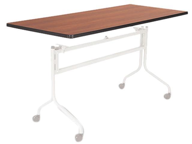 Safco 2067CY Impromptu Mobile Training Table Top, Rectangular, 72w x 24d, Cherry