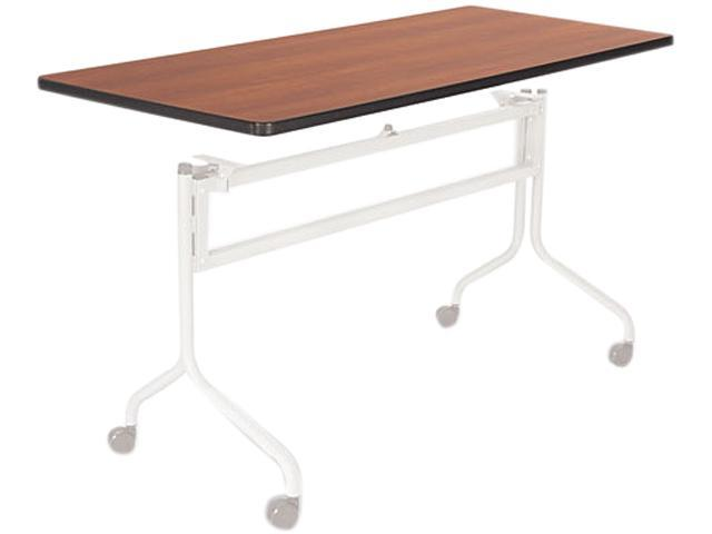 Safco 2066CY Impromptu Mobile Training Table Top, Rectangular, 60w x 24d, Cherry
