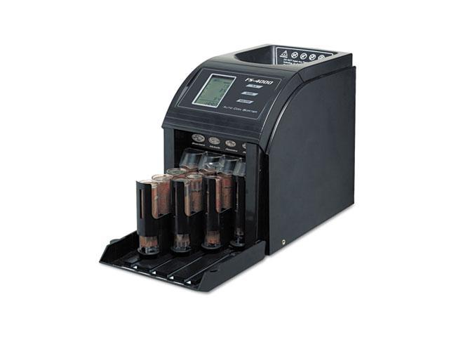 Royal Sovereign FS-4000 Fast Sort FS-4000 Digital Coin Sorter, Pennies Through Quarters