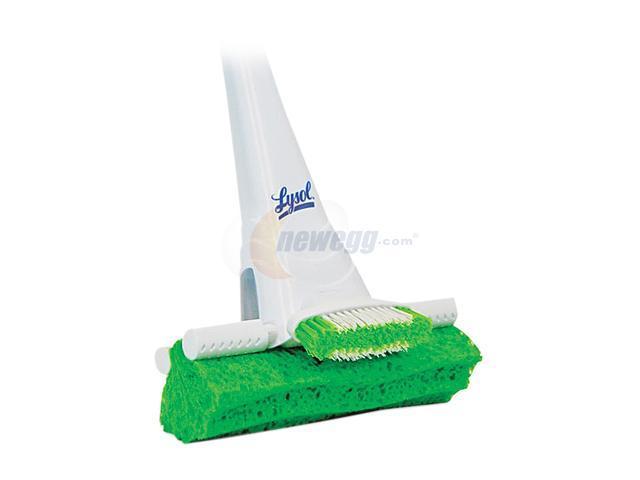 """Quickie 57057 Lysol Roller Mop, 9"""", 48"""" Steel Handle"""