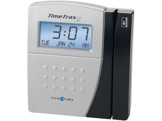 Pyramid Technologies TTEZEK Ethernet Swipe Card Time Clock System
