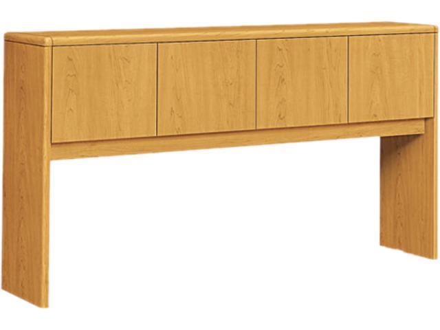 HON 10734CC 10700 Series Stack-On Storage, 68-5/8w x 14-5/8d x 37-1/8h, Harvest