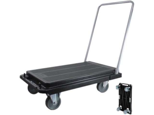 Deflect-o CRT530004 Heavy-Duty Platform Cart, 300-lb Capacity, 33