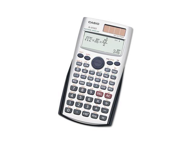 Casio FX-115ES FX-115ES Advanced Scientific Calculator, 10 Digit, Natural Textbook Display