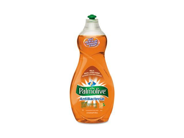 Ultra Palmolive 46113CT Antibacterial Dishwashing Liquid, 20 oz. Bottle, 12/Carton