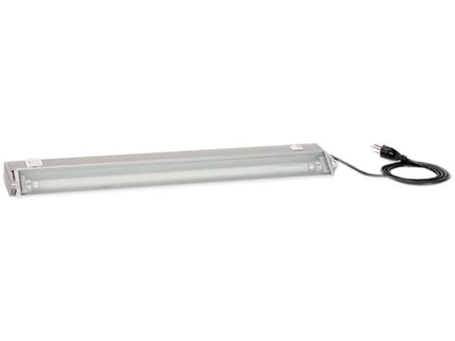 BUSH FURNITURE WC8065A-03 15W Fluorescent Light Pack for Hutches, 23-1/2w x 3-1/2d x 1-3/4h, Pewter Finish
