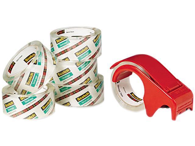 Scotch 3650-6DP3 Moving & Storage Tape, 1.88