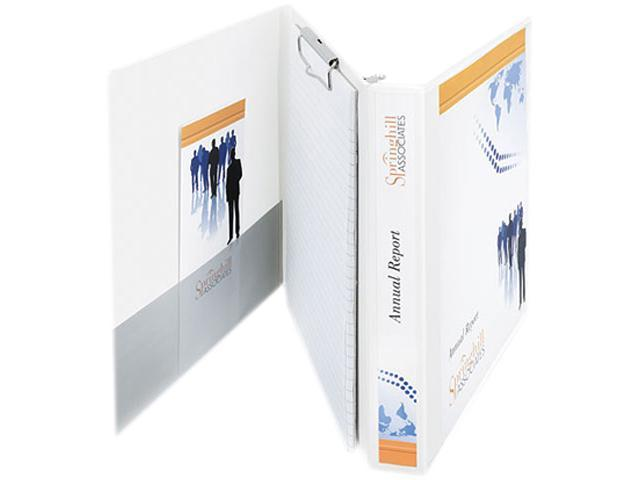 Avery 63001 Durable View Portfolio Binder With Clipboard, Letter Size, 1-1/2
