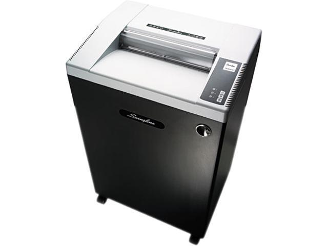 GBC Swingline 1758583 LX30-55 Large Office Cross-Cut Shredder, 30 Sheet Capacity