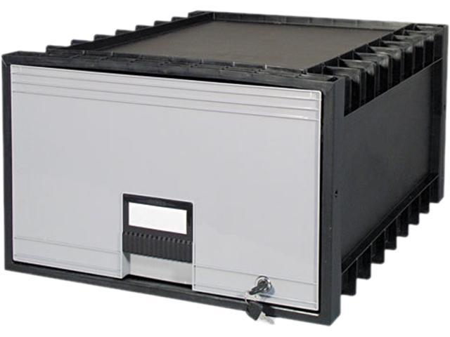 Storex 61155U01C Archive Drawer for Legal Files Storage Box, 24