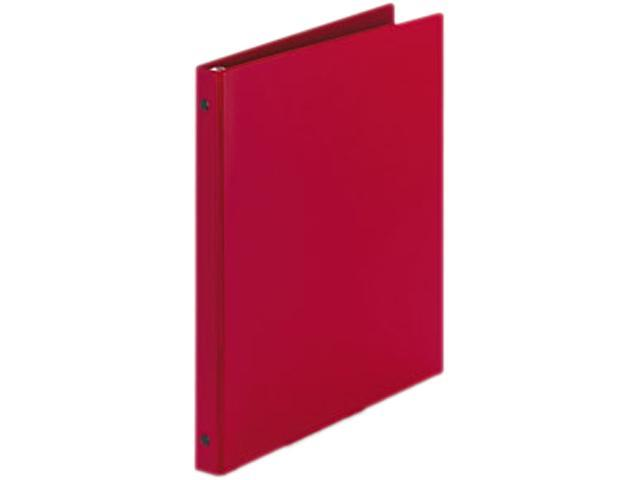 """Avery 03210 Economy Round Ring Reference Binder, 1/2"""" Capacity, Red"""