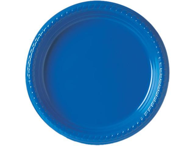 SOLO Cup Company PS95B-0099CT Plastic Plates, 9