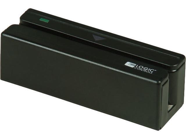 Logic Controls MR1000U-BK MR1000 Credit Card Reader