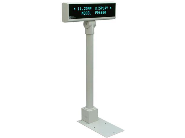 Logic Controls PD6900U-BLK Pole Display