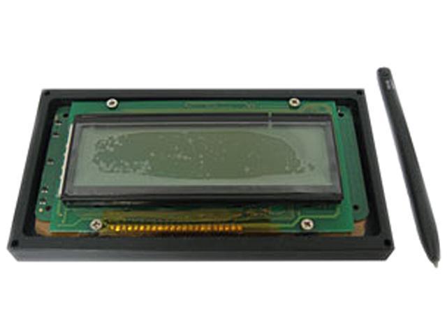 Topaz KioskGem 1x5 T-S261-K Series USB T-S261-KHSB-R Signature Capture Pad