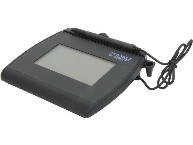 Topaz systems inc signature pad