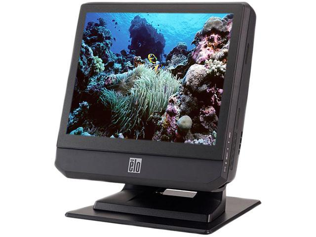 """Elo Touch Solutions B3 Rev.A (E728542) Dark Gray 17"""" USB IntelliTouch All-in-One Desktop Touchcomputers"""