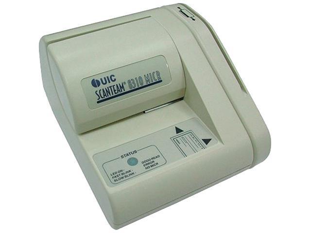 Uniform Industrial Corporation 8310-50R 8310 Check Reader