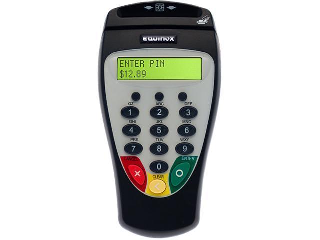 Equinox Payments 010340-004 S9C Transaction Terminal