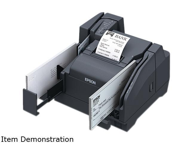 EPSON TM-S9000 A41A267101 Multifunction Teller Device