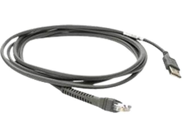 MOTOROLA CBA-U01-S07ZAR-B 7 Ft Usb Cable for Motorola