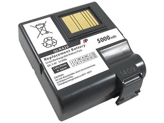 Zebra P1050667 016 Qln420 Spare Battery Newegg Com