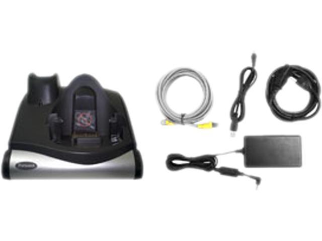 PORTSMITH E-Cradle Kit: 1-Slot Usb To Ethernet for Moto Mc9000 & Mc9100 Series.