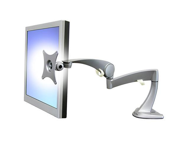 Ergotron 45-174-300 Neo-Flex LCD Arm with Extension (silver)