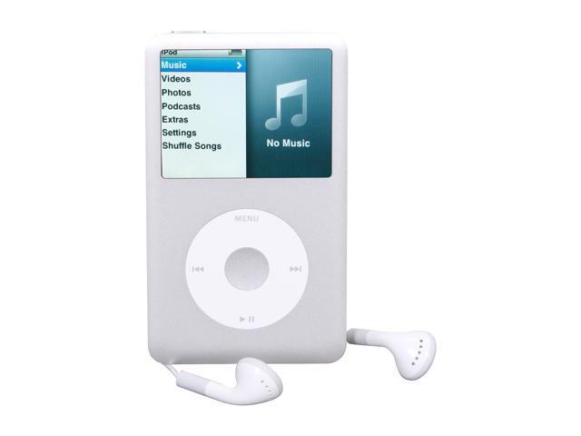Apple - iPod Classic 160GB (SILVER) MC293LL/A
