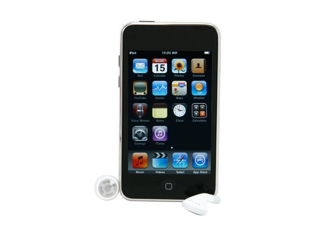 "Apple iPod touch (3rd Gen) 3.5"" Black 8GB MP3 / MP4 Player MC086LL/A"