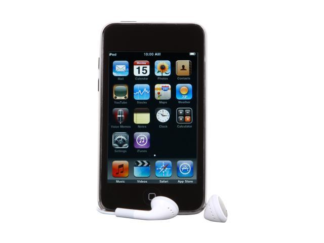 "Apple iPod touch (3rd Gen) 3.5"" Black 32GB MP3 / MP4 Player MC008LL/A"