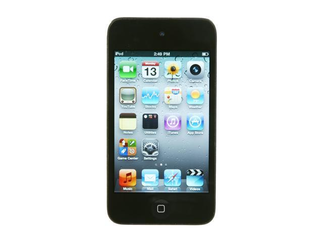 Apple MC544LL/A - 32GB iPod Touch w/ Camera (4th Gen)