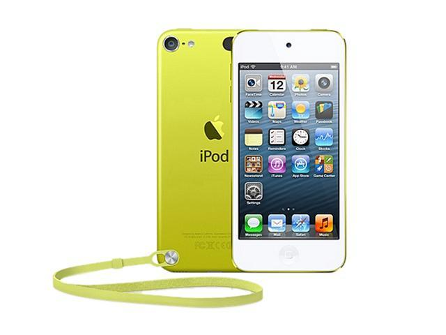 Apple iPod Touch 32GB Yellow (5th Gen)