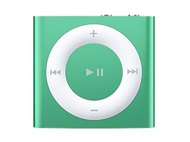 Apple iPod shuffle (4th Gen) Green 2GB MP3 Player MD776LL/A