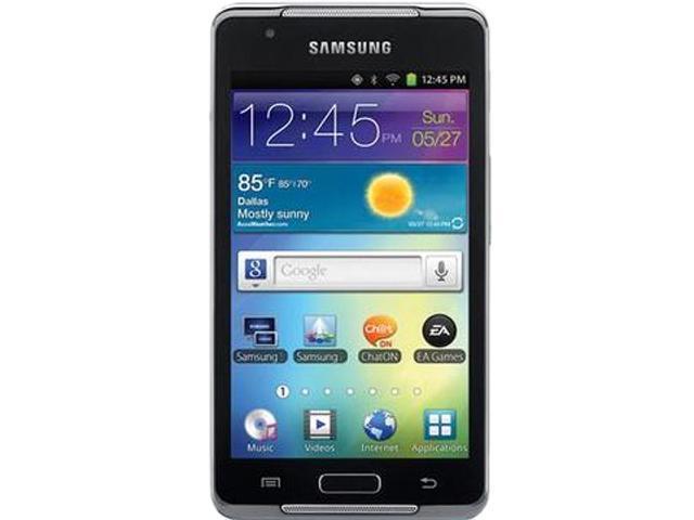 Samsung Galaxy Android Media Player 4.2 8GB Black - YP-GI1-CB8ARB