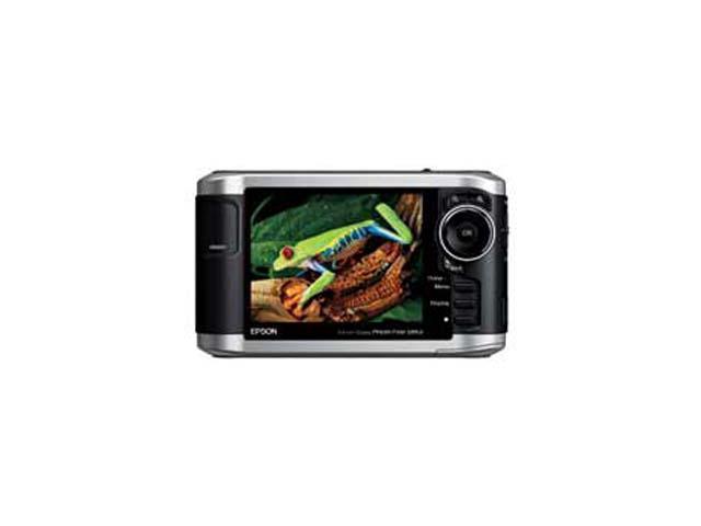 """EPSON 4"""" Black / Silver 40GB MP3 / MP4 Player P-3000MSV"""