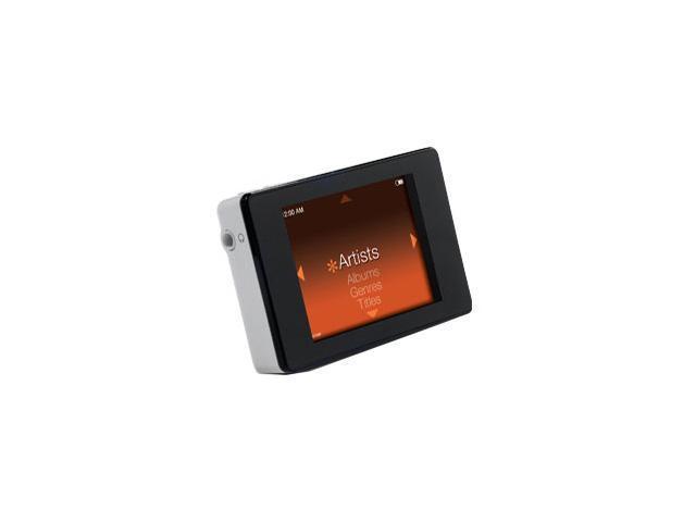 """iRiver U10 2.2"""" Black & Silver 512MB MP3 Player U10512MB"""