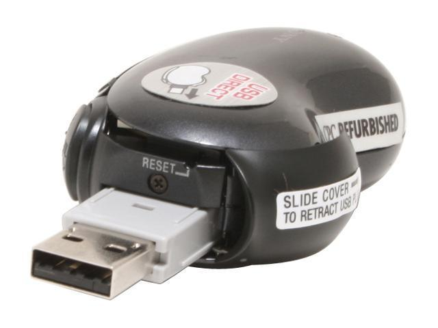 SONY Black 1GB MP3 Player NW-E307-BL